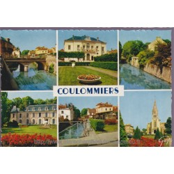 Coulommiers - carte postale...