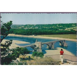 Avignon, pont Saint-Bénézet...
