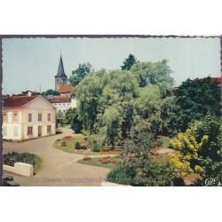 Bains-les-Bains, le parc et...