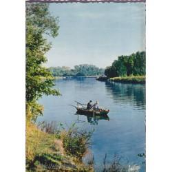 Paysage de l'Yonne - cartes...