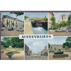 Aubervilliers - cartes...