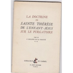 La doctrine de Sainte...