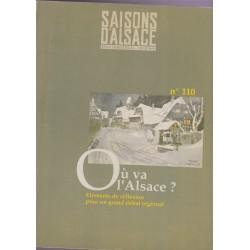 Saisons d'Alsace N°110, où...