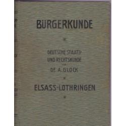 Bürgerkunde Deutsche Staats...