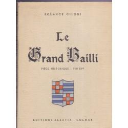 Le Grand Bailli, pièce...