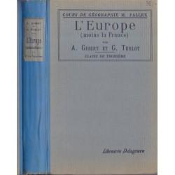 Cours de géographie Fallex,...