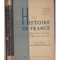 Histoire de France et...