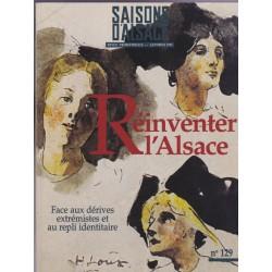 Saisons d'Alsace n°129,...