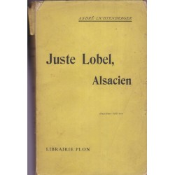 Juste Lobel Alsacien, André...
