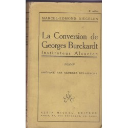La conversion de Georges...