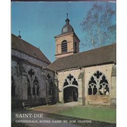 Saint-Dié, la cathédrale,...