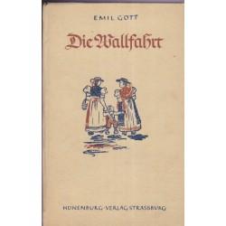 Die Wallfahrt, Emil Gött,...