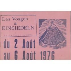 Les Vosges à Einsiedeln, à...
