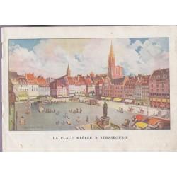 Promenade en Alsace, Félix...