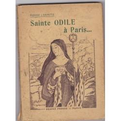 Sainte Odile à Paris, 1945,...
