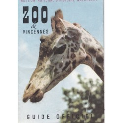 Zoo de Vincennes, guide...