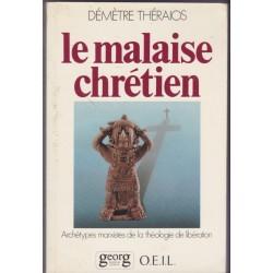 Le malaise chrétien, 1987,...
