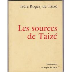 Les sources de Taizé, 1981,...