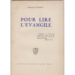 Pour lire l'évangile, 1936,...