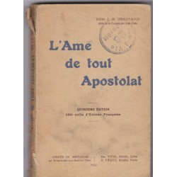L'âme de tout apostolat,...