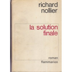 La solution finale, Richard...