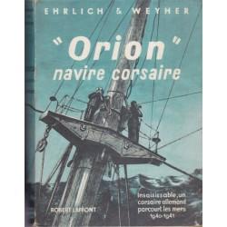 Orient, navire corsaire,...