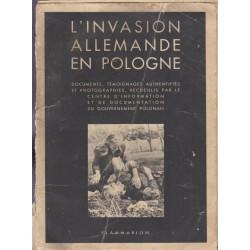 L'invasion allemande en...