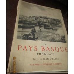 Le pays basque français,...