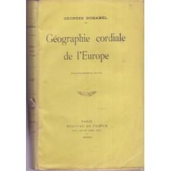 Géographie cordiale de...