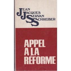 Appel à la réforme,...