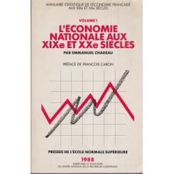 L'économie nationale aux...