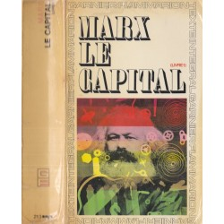 Le Capital, livre 1, Karl...