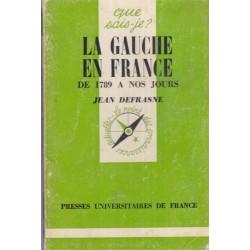La gauche en France de 1789...