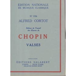 Chopin,  Valses, Alfred...