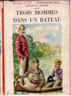 Jaquette d'un livre
